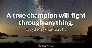 Champion Quotes Adorable Champion Quotes BrainyQuote