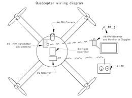 Quadcopter wiring diagram guide diy fpv transformers circuits inverting op circuit electrical