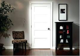 6 panel white interior doors solid core interior door attractive interior glass panel doors white 5