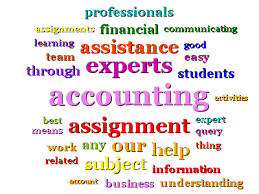 accounting assignment help accounting homework help  accounting assignment help