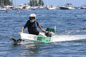 new champion takes over bathtub race title