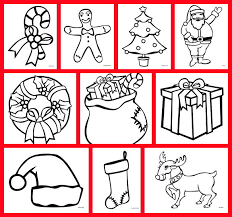 Small Picture Christmas coloring pages free printable Gift of Curiosity