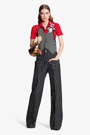 <b>SPRING</b> - SUMMER 2020 - LOOK 08 - Одежда | LOUIS VUITTON