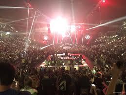 Fedex Forum Section 110 Concert Seating Rateyourseats Com