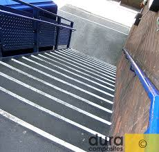 exterior stair treads and nosings. anti slip stair tread covers, fibreglass covers \u0026 grp step - dura exterior treads and nosings