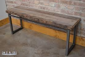Steel Legs For Benches