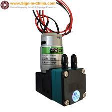infinity vacuum. dc24v 7w air or vacuum pump for infiniti / crystaljet gongzheng flora inkjet printers infinity c