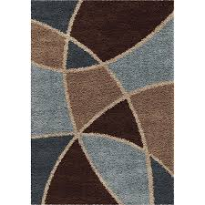 orian rugs divulge chocolate indoor novelty area rug common 5 x 8 actual