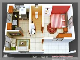 dazzling design inspiration small modern house plans in 3d 10 3d