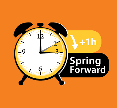 Daylight Savings Time Begins (Weiss Lake Event)