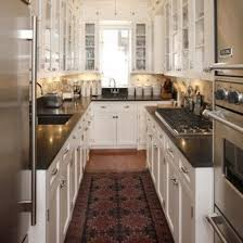 Design Ideas For Galley Kitchens