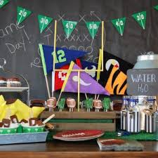 Super bowl office party ideas Nfl Super Bowl Party Food Ideas And Decor Plus More An All Event Super Bowl Party Startup Uw Decorating Super Bowl Party Food Ideas And Decor Plus More An All