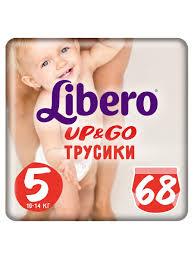 <b>Подгузники</b>-<b>трусики Up</b> & <b>Go</b> макси плюс (10-14 кг) <b>Libero</b> ...