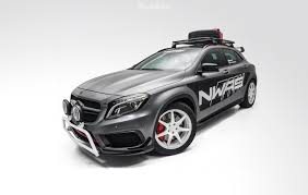The Closest thing to a GLA45 AMG Rally Car