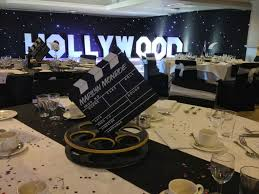 Hollywood Theme Decorations Hollywood Themed Party Planner Chunky Onion Production Ltd