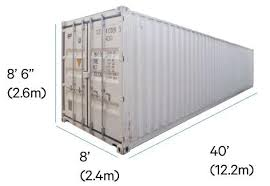 40ft Shipping Containers Sale