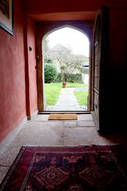 Image Rain Looking Out The Front Door Shutterstock Looking Out The Front Door Wedding Photos Of Pengenna Manor Near