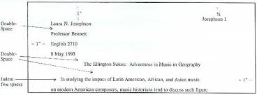 Sample Pages in MLA Format Sample MLA Format Cover Page