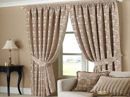 For Window Treatments For Living Rooms 10 Modern Curtain Ideas For Living Room With Combination Color
