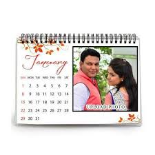 Custom Photo Calender Customized Calendar View Specifications Details Of