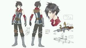 Unique Anime Character Design Male Anime Character Design Google Search Character