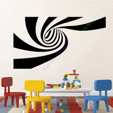 Small Picture Aliexpresscom Buy New 2 Different Designs 3D Abstract Vinyl
