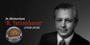 "Bernard Alan Edison, aka ""R. Tettenhorst"" (1928-2018): In Memoriam"