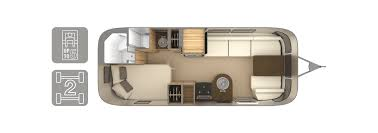 airstream floor plans. Delighful Plans Floorplans  Flying Cloud 23CB With Airstream Floor Plans O