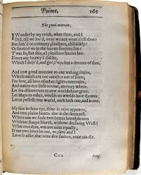 the good morrow by john donne john donne poems londo flickr by university of glasgow library the good morrow by john donne by university of glasgow library