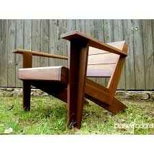 modern adirondack chair plans. Beautiful Adirondack Custom Made Modarondack  Modern Adirondack Chair With Plans