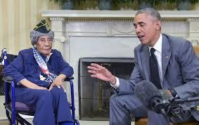 Image Andrew Kline Yahoo Finance Us Veteran 110 Dies Weeks After Meeting With Obama