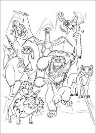 Kids N Funcom Coloring Page Ice Age 4 Continental Drift Ice Age 4