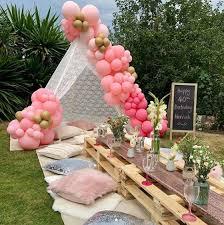 gorgeous glamorous garden party ideas