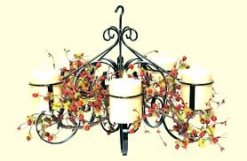 large size of lighting fixtures for bathroom faux candle chandelier non electric 12 light wrought iron