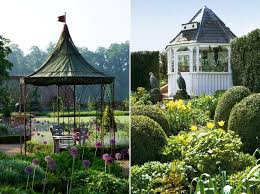 view in gallery charming gazebo structures for the garden