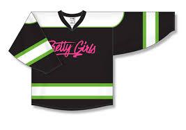 Nhl Jersey Size Chart Pretty Girl Hockey Jersey College Greek