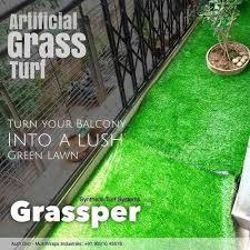 grassper artificial grass synthetic thick lawn turf rug artificial grass mat