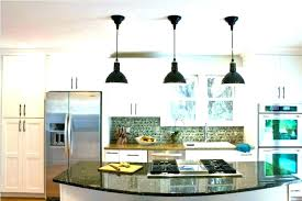 kitchen sink pendant lights hanging light over height h