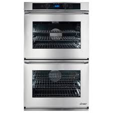 dacor renaissance 27 built in double electric convection wall oven stainless steel