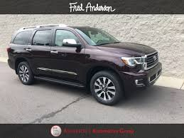 2018 toyota sequoia limited. wonderful limited 2018 toyota sequoia limited suv for toyota sequoia limited