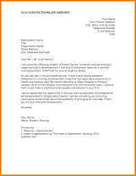 Cover Letter For Nurse Job Hvac Cover Letter Sample Hvac Cover