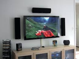 wall mounted tv cabinet inspirations hanging on gallery wonderfull intended for wonderful wall mounting flat screen