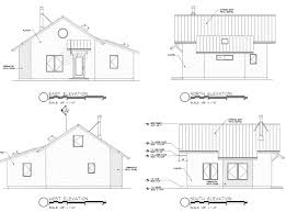straw bale house plans. Straw Bale House Elevations Plans