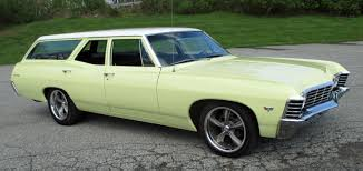 1967 Chevrolet Biscayne | Connors Motorcar Company