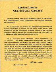 the gettysburg address essay gettysburg address essay calam atilde  tips for writing the gettysburg essay jerry wells from the world out handwritten papers the united