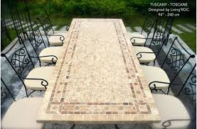 stone tile table outdoor stone dining table top patio mosaic how to clean stone tile table agio stone and tile table top sealer