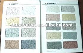Faux Color Chart Fleck Stone Paint Efeservicios Co