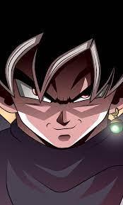 1280x2120 Black Goku Dragon Ball Super ...