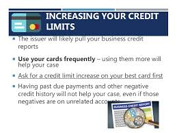 When To Ask For A Credit Line Increase How To Get A 20 000 Limit Business Credit Card With Both Dell And Ap