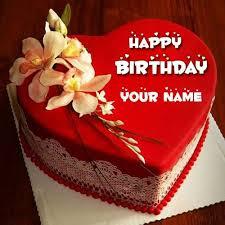 Happy Birthday Cake Images With Sangita Editor Create Rose Birthday
